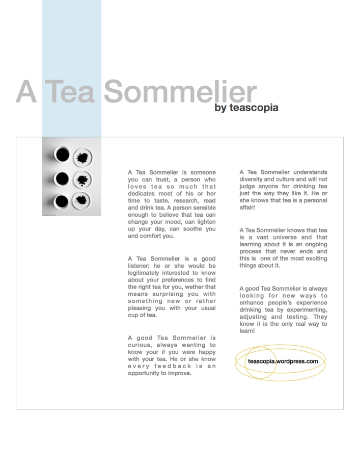 A Tea Sommelier is jpeg